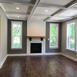Coffered Ceilings #cofferedceilings
