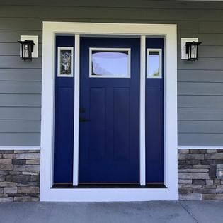 Blue Door #bluedoor
