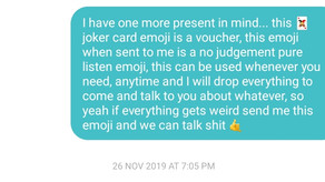 No Fool - The Joker Emoji