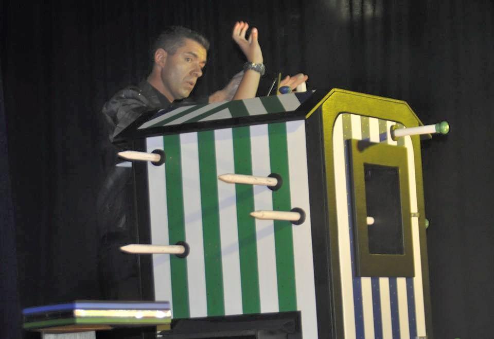 Valerian magicien Blois