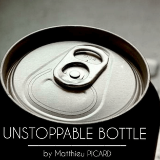 Unstoppable Bottle by Matthieu PICARD