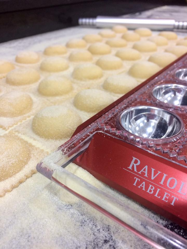 Fabricação do Ravioli