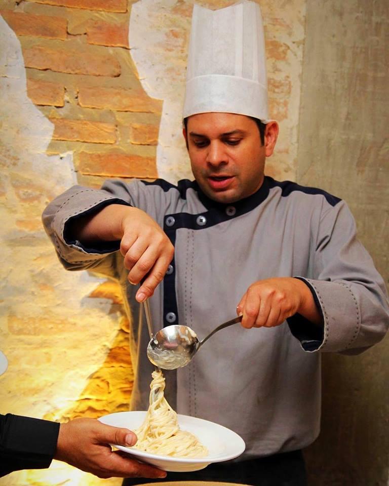 Chef Daniel Fragoso Magalhães