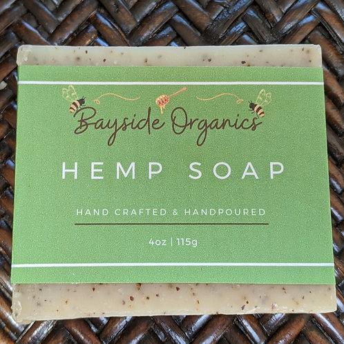 Organic Hemp Soap