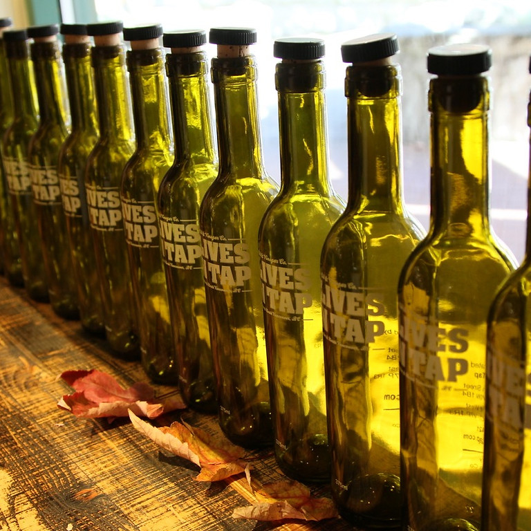 Join Us For A Unique Olive Oil Tasting Seminar