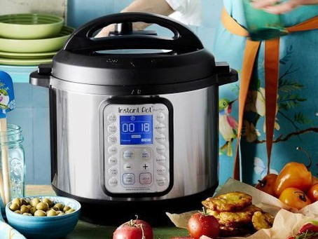 Instant Pot - Meal Time Made Easy
