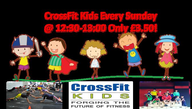 CrossFit Kids!