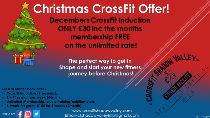 Hurry! Spaces are filling fast! Beat the January rush.