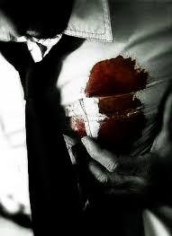 De un roto corazón...