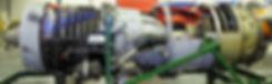 musée, aviation, Angers, Espace Air Passion, réacteur Rolls-Royce, réacteur Caravelle, Rolls-Royce Avon