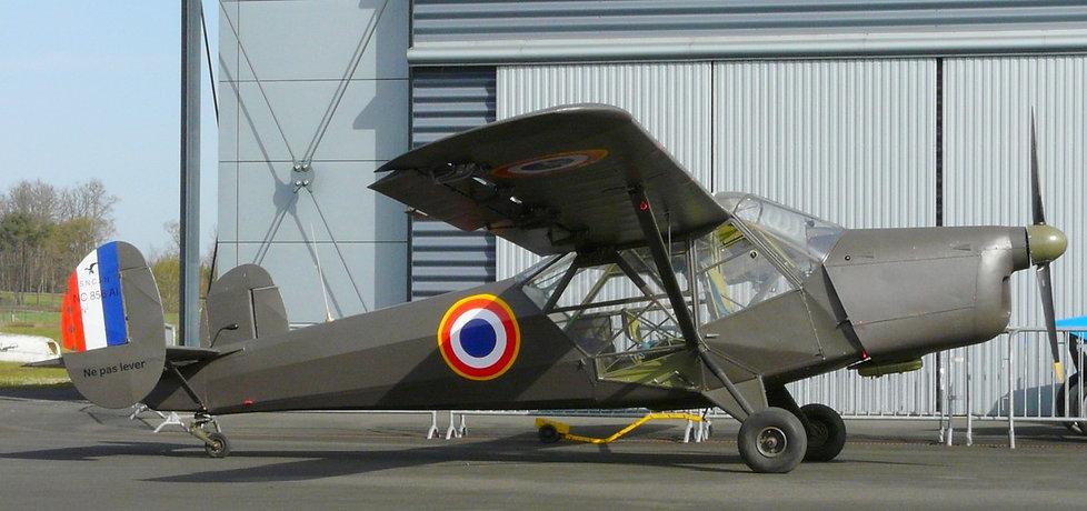 musée, aviation, Angers, Espace Air Passion, SNCAN NC-856A Norvigie
