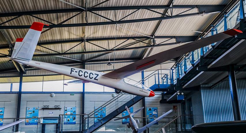 musée, aviation, Angers, Espace Air Passion, SIREN C.30S Edelweiss, François-Louis Henry
