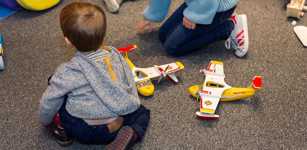 Espace enfants, dès 18 mois, aviation, Espace Air Passion