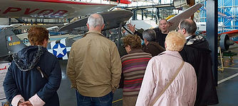 musée, aviation, Angers, Espace Air Passion, visite commentée