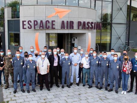 Espace Air Passion accueille la Patrouille de France