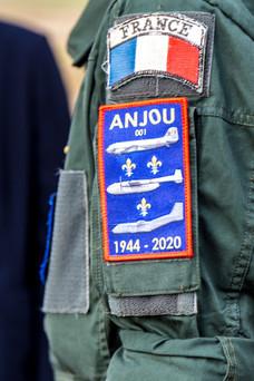Patch de l'Anjou