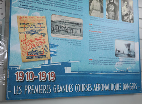 100 ans d'aviation en Anjou