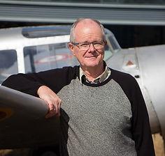 musée, aviation, Angers, Espace Air Passion, GPPA, François Blondeau, Président