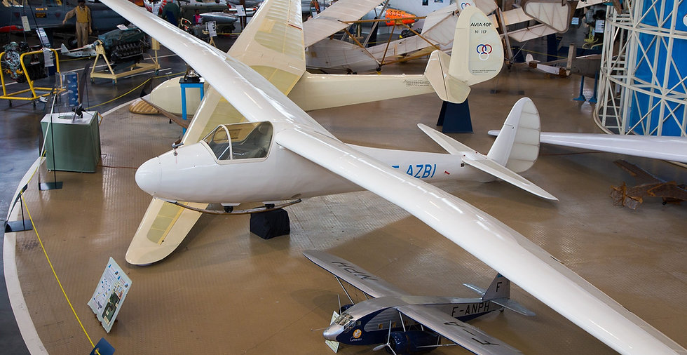 musée, aviation, Angers, Espace Air Passion, Spalinger S18, Spalinger S18-III