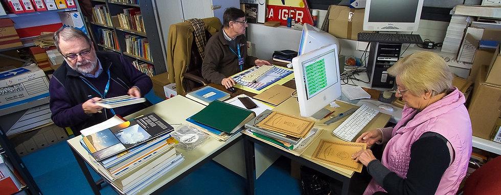 musée, aviation, Angers, Espace Air Passion, GPPA, pôle documentation, archives aéronautiques