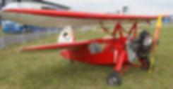 musée, aviation, Angers, Espace Air Passion, Mignet HM-360, Henri Mignet