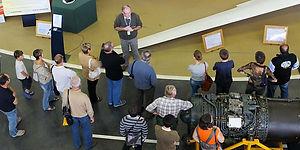 musée, aviation, Angers, Espace Air Passion, visite de groupe