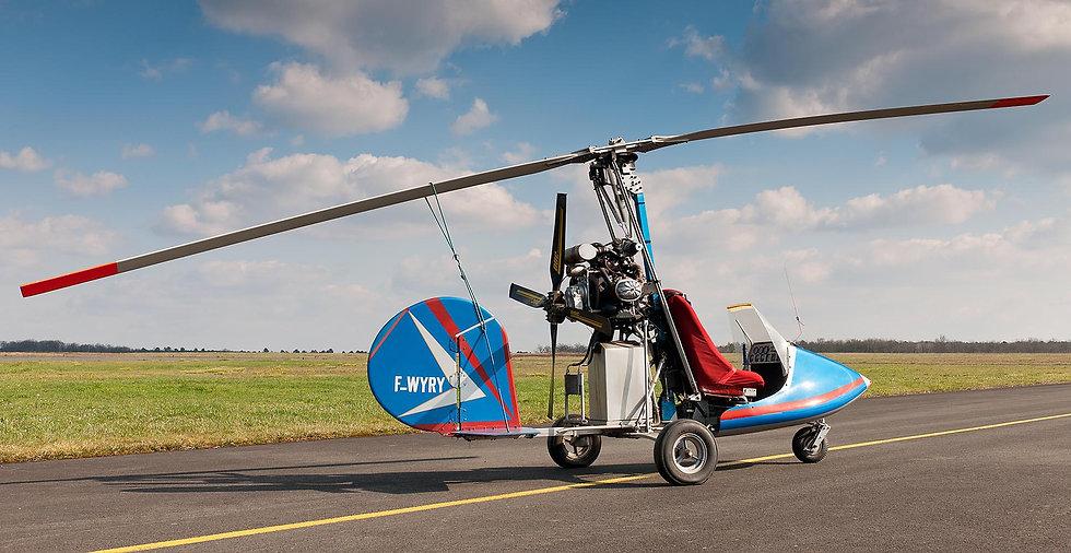 musée, aviation, Angers, Espace Air Passion, Labit LR, autogire, gyrocoptère, Bensen B-8