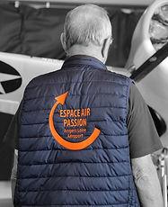 Bénévole Espace Air Passion