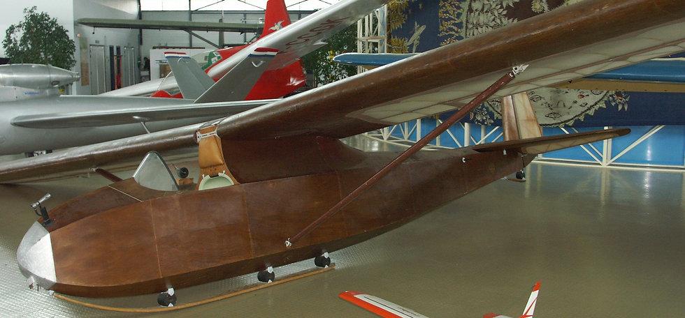 musée, aviation, Angers, Espace Air Passion, Castel C.301S Ailette, Castel 301, planeur