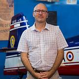 Alban Dury, vice-président Espace Air Passion