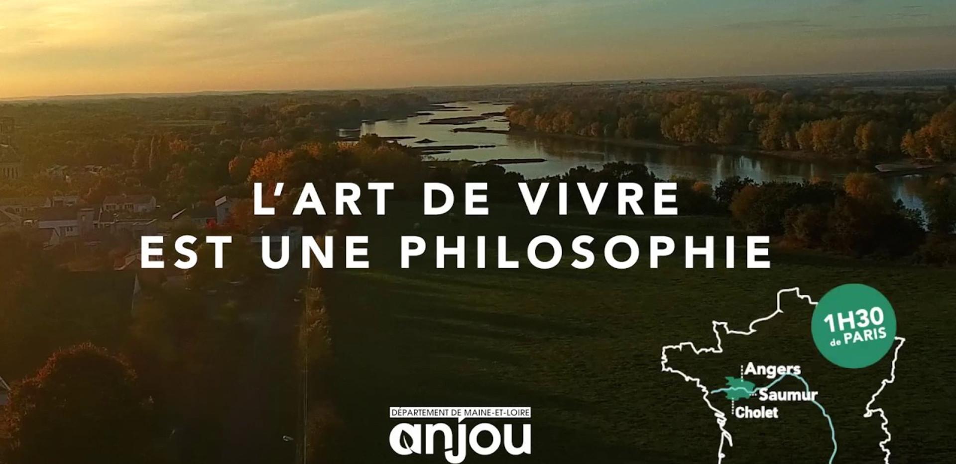 Découvrir l'Anjou