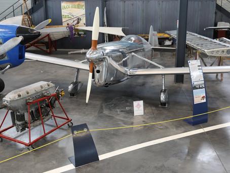 Le Leduc RL.21 rejoint Espace Air Passion