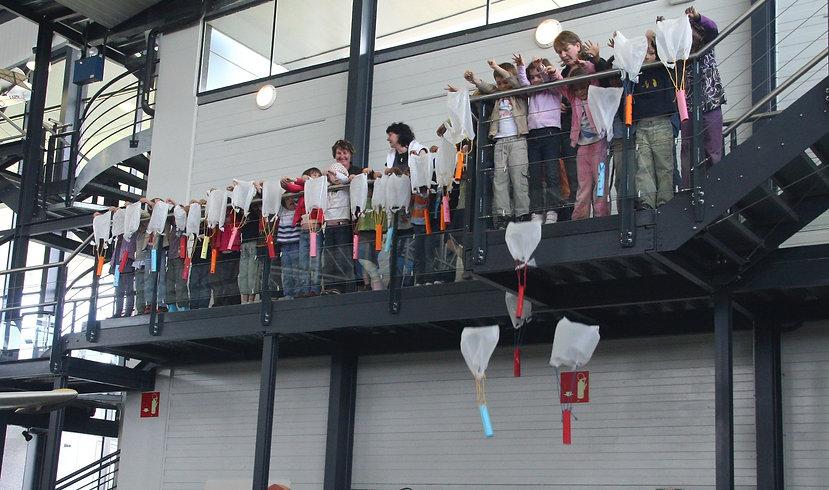 musée, aviation, Angers, Espace Air Passion, atelier enfants