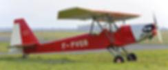 musée, aviation, Angers, Espace Air Passion, avion, Potez 60