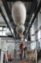 musée, aviation, Angers, Espace Air Passion, espace 39-45, bidons, réservoirs supplémentaires