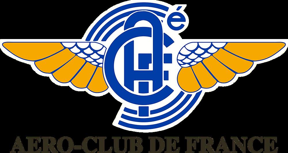 Logo de l'Aéro-club de France