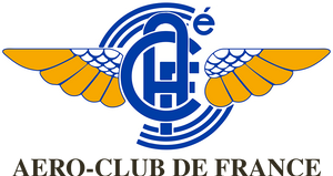Logo de l'Aéro-club de France