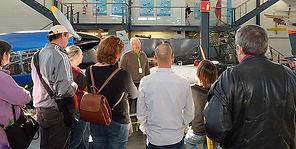 musée, aviation, Angers, Espace Air Passion, visite guidée