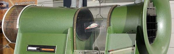 soufflerie, pédagogie, musée, Espace Air Passion