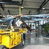 suspension d'un Mignet HM-8, Espace Air Passion