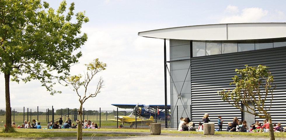 musée, aviation, Angers, Espace Air Passion, pique-nique aéroport