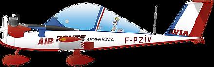musée, aviation, Angers, Espace Air Passion, Colomban MC-15 Cri-Cri, Renault 4