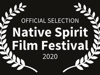 INTERCEPT SIGNALS AT NATIVE SPIRIT FILM FESTIVAL Oct 12 - Nov 15