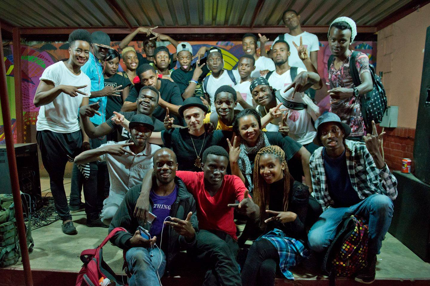 Next Level - Harare, Zimbabwe, 2015