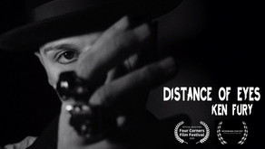 Distance of Eyes at Film Four Corners and MicroMania Film Festivals.