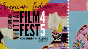 INTERCEPT SIGNALS AT THE AMERICAN INDIAN FILM FESTIVAL.