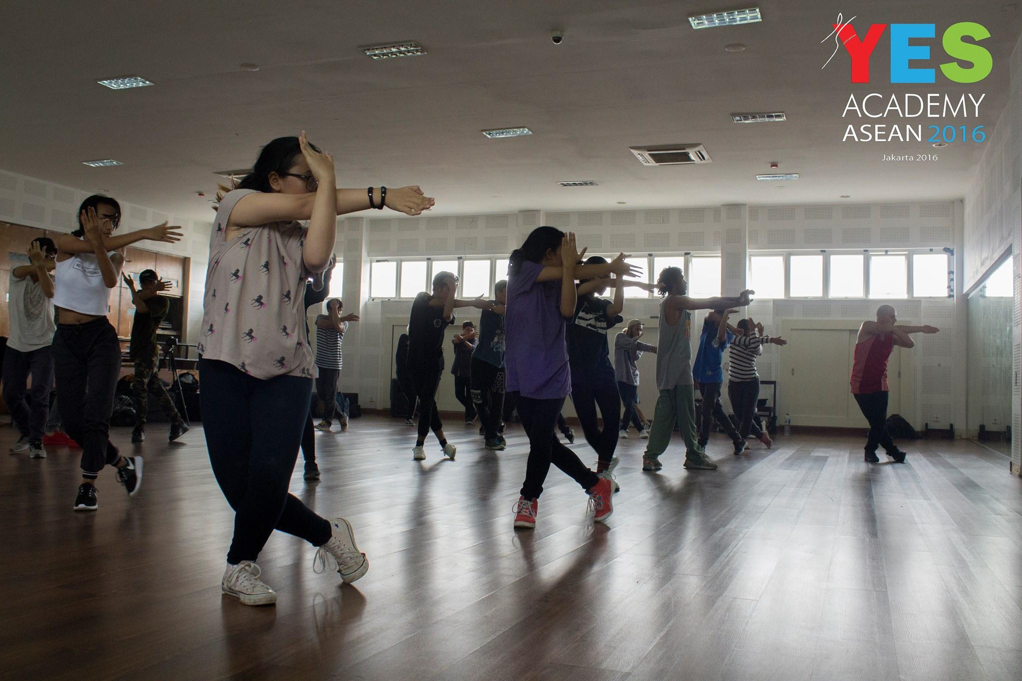 Yes Academy ASEAN - Jakarta 2016