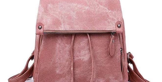 Women Backpack Waterproof Anti-theft Lightweight Fabric Fashion Shoulder Bag
