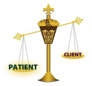 Dit-on Client ou Patient en hypnose ? Grande question !