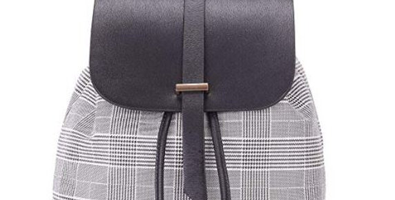 Women's Water resistant Nylon Anti-theft Rucksack Lightweight Backpack Purse